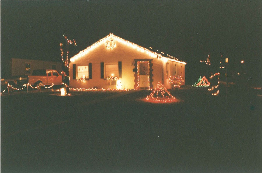Christmas Lights In Pa.West Chester Griswolds Our History